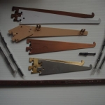 shelve brackets - reg, standard
