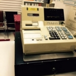 CASIO CASH REGISTER.1