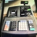 cash register by Sharp