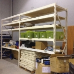 Palet / warehouse racking