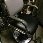 Styling-chair-blk.-grey