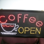 LED SIGN - few styles available