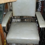Vintage styling chair