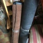 Floor rolling mat (ruberized)