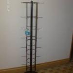 pin-rack-floor-spinner-blk-new-42-hooks