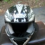Helmet skidoo