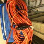 extention cord - 100'