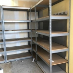 Storage shelving 1