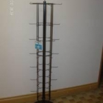 pin-rack-floor-spinner-blk-new-42-hooks