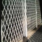 Security doors retractable (lockable)