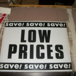 LOW PRICES save!save!save!