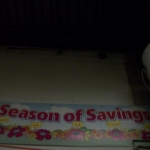 Season of Savings banner