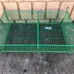 Basket 4 P.B.- S.W.use (approx.22''X16''deep) - divider optional