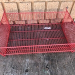 Basket for (Pegboard - Slatwall) use