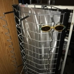 Eyewear display floor rack