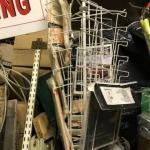 Magazine rack spinner
