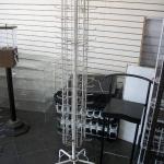 multi looped hook spinner