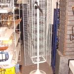 Grid spinner rack