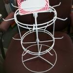 2 tier multi hook spinner new