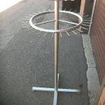 Belt rack