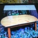 Coffee table- pine wood