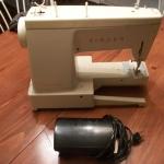 Singer sewing mahine