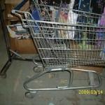 shopping cart medium size