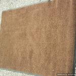 Ruberized carpet