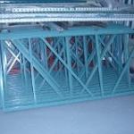 warehouse racking frames